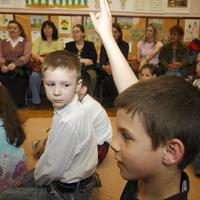 A Bulgárföldi Általános Iskolában olvastunk együtt - képek
