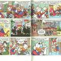 Történet címe: Hilfe, die Touristen kommen! 12-13.oldal
