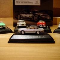 Sok kis Benz garázsában aluszik