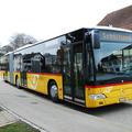 175 buszt vásárol a svájci PostAuto
