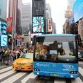 Hazaérkeztek a világot járt magyar elektromos buszok