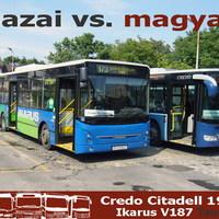 A nagy buszteszt - Hazai vs. magyar