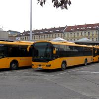 Keletnek nincs új busz?