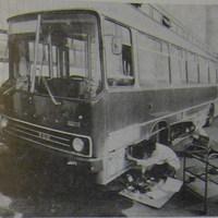 Hibridek a múltból - Ikarus-VKI hibrid buszok