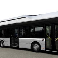 Solaris-Vossloh-Kiepe hibrid busz