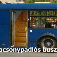 Alacsonypadlós buszok