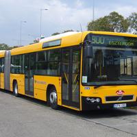 Sárga, külföldi busszal az agglomerációba?