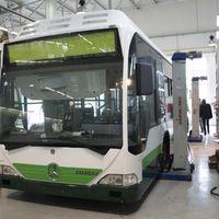 Trolibuszt is gyártanak Szegeden