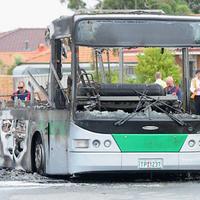 Rejtélyes okból égnek a CNG-s Mercedes buszok Perthben