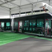 Busworld 2017 -  A városi buszok