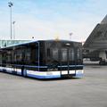 A Van Hoolé a világ legnagyobb reptéri busza