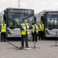 Csak 7 új kecskeméti busz tudtak átadni határidőre