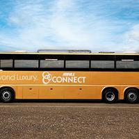 Hétcsillagos buszokkal utazhatunk Indiában