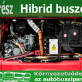 Környezetvédelem a busziparban III./2. – Hibrid buszok a gyakorlatban