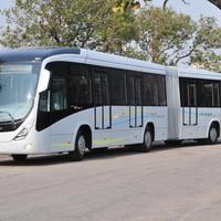 Gyorsbusz-rendszerek - A járművek