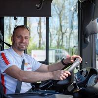 Talmácsi Gábor buszsofőrnek állt!