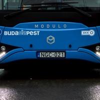 Újabb magyar buszok érkeztek Budapestre
