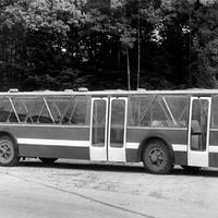 Szovjet kísérleti buszok I.rész