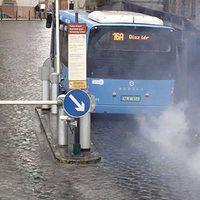 Miért füstölnek az elektromos buszok?
