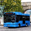 Hol vannak az új midi buszok?