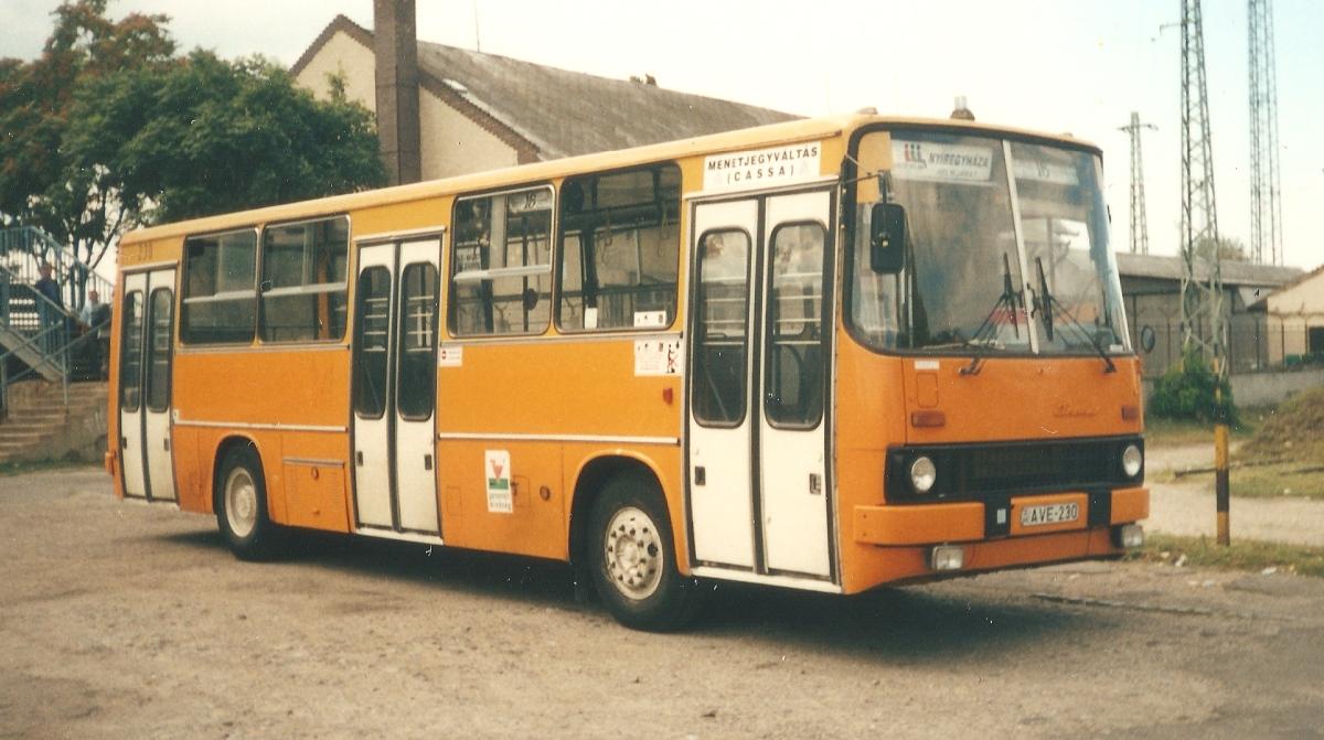 AVE-230, Ikarus 260.06, Rába D10 UTS133 motorral