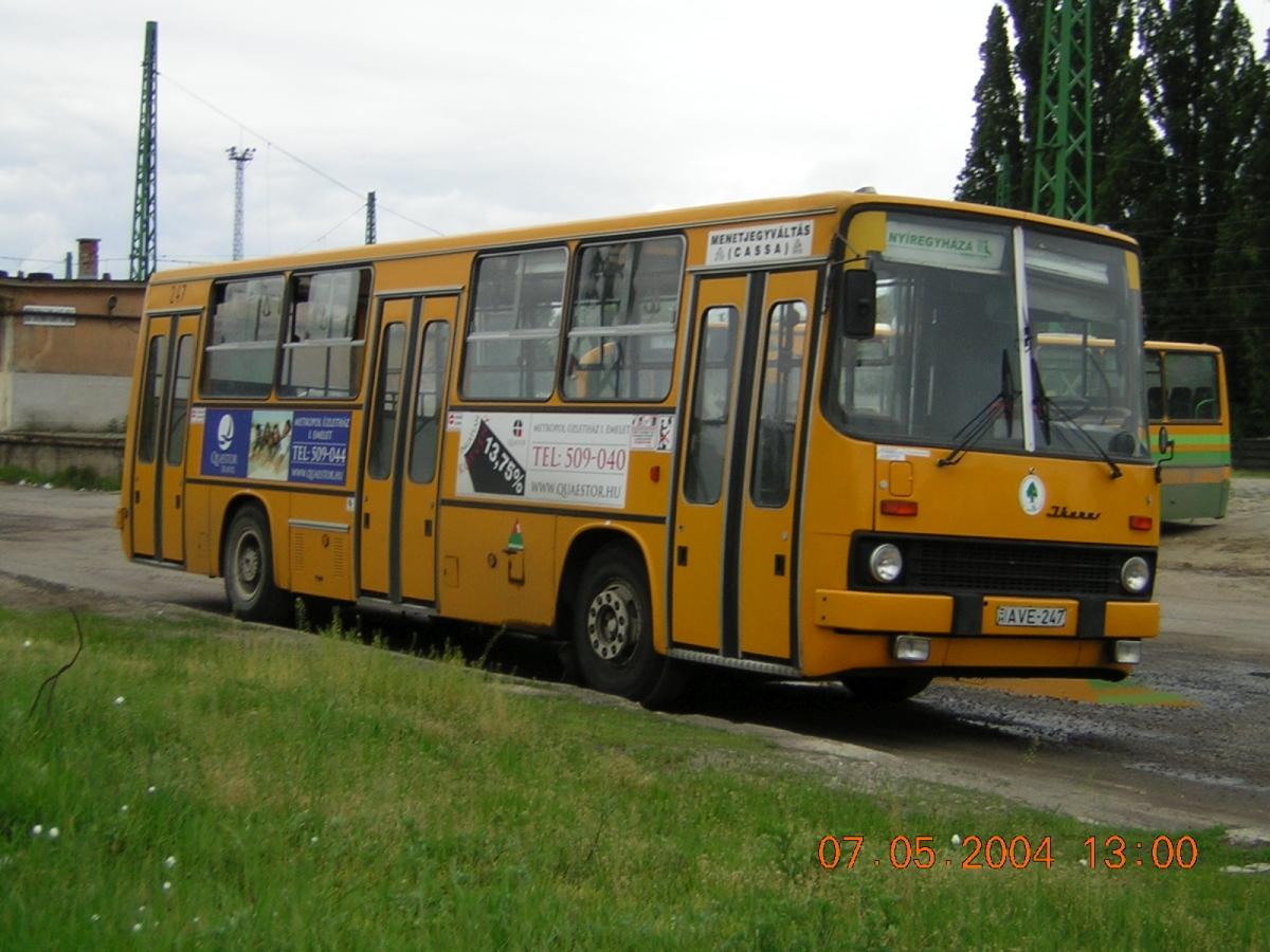 AVE-247, Ikarus 260.06
