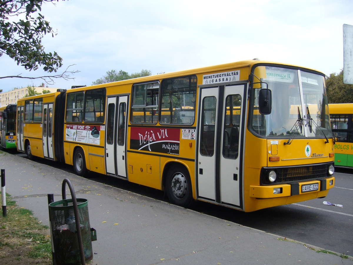 AVE-322, Ikarus 280.52