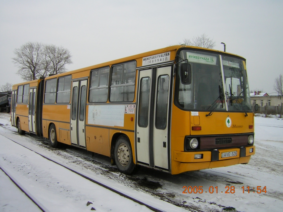 AVE-329, Ikarus 280.06