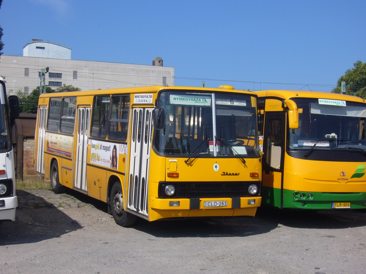 CLD-263, Ikarus 260.02