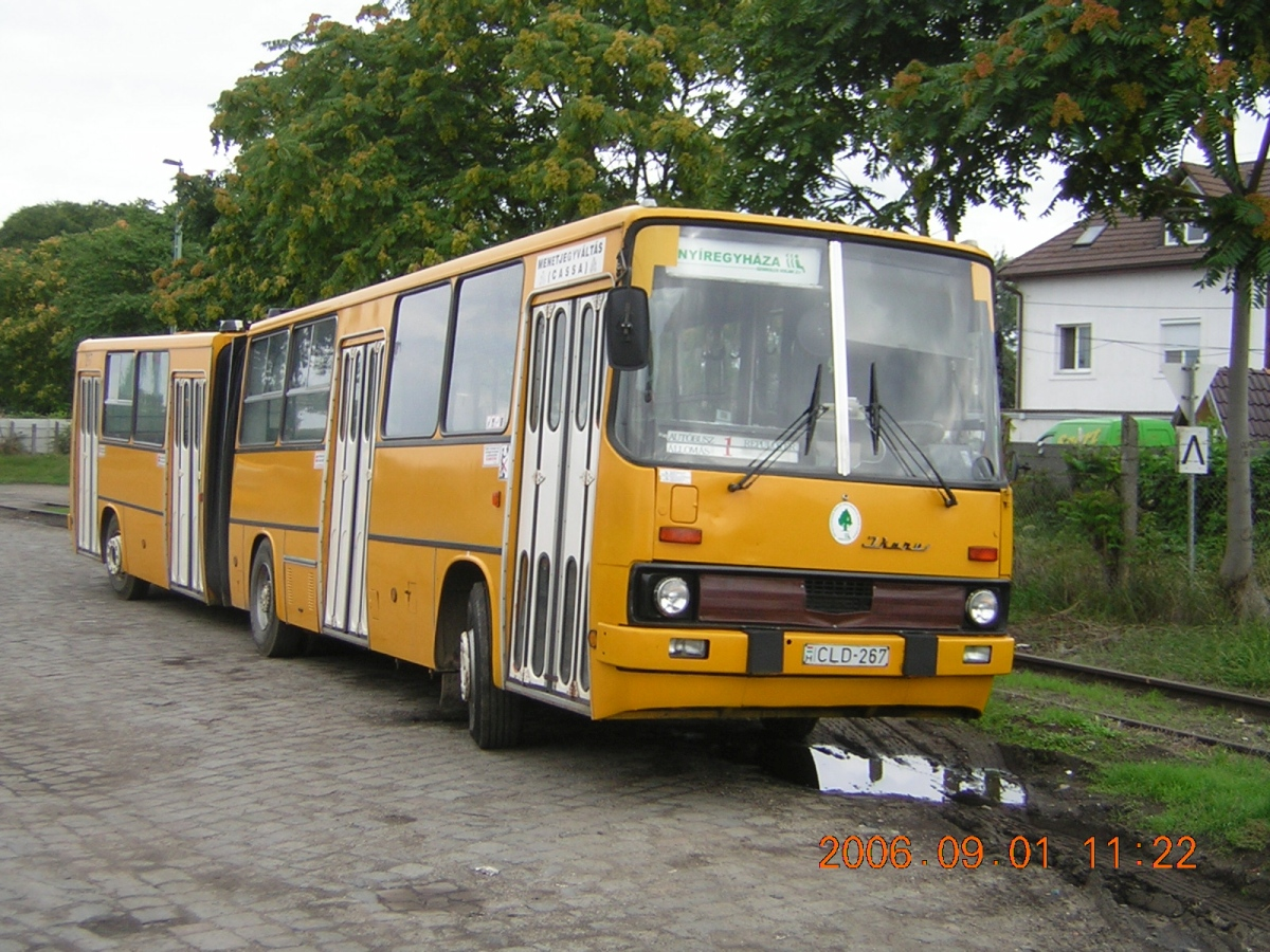 CLD-267, Ikarus 280.02
