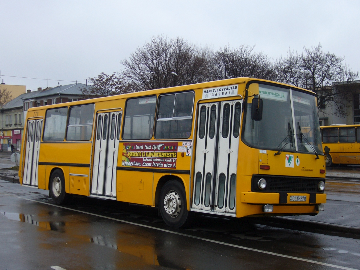 CLD-270, Ikarus 260.02