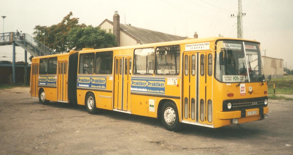 CTB-239->FSF-935->HCP-085<br />Ikarus 280.02