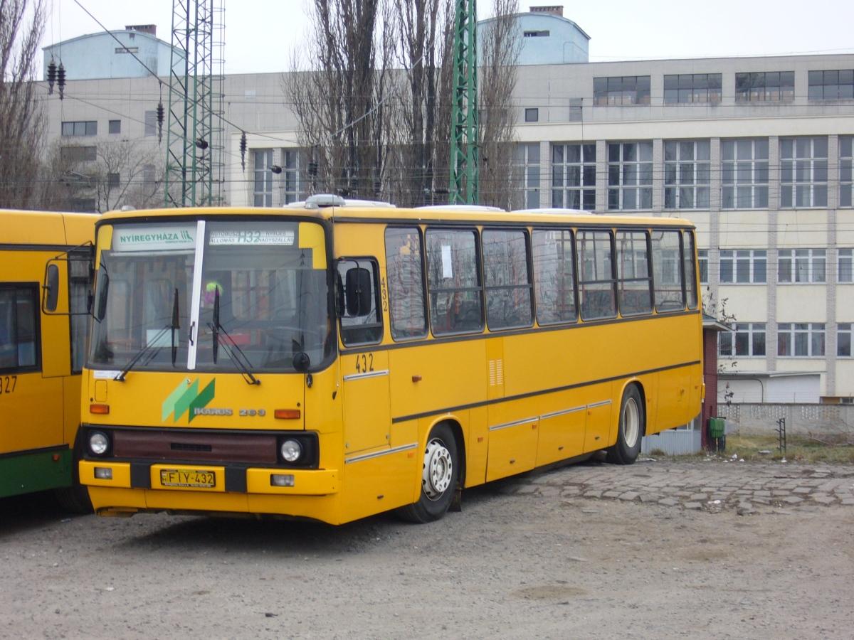 FIY-432, ex. GSR-316, most KUU-214, Ikarus 263.30A