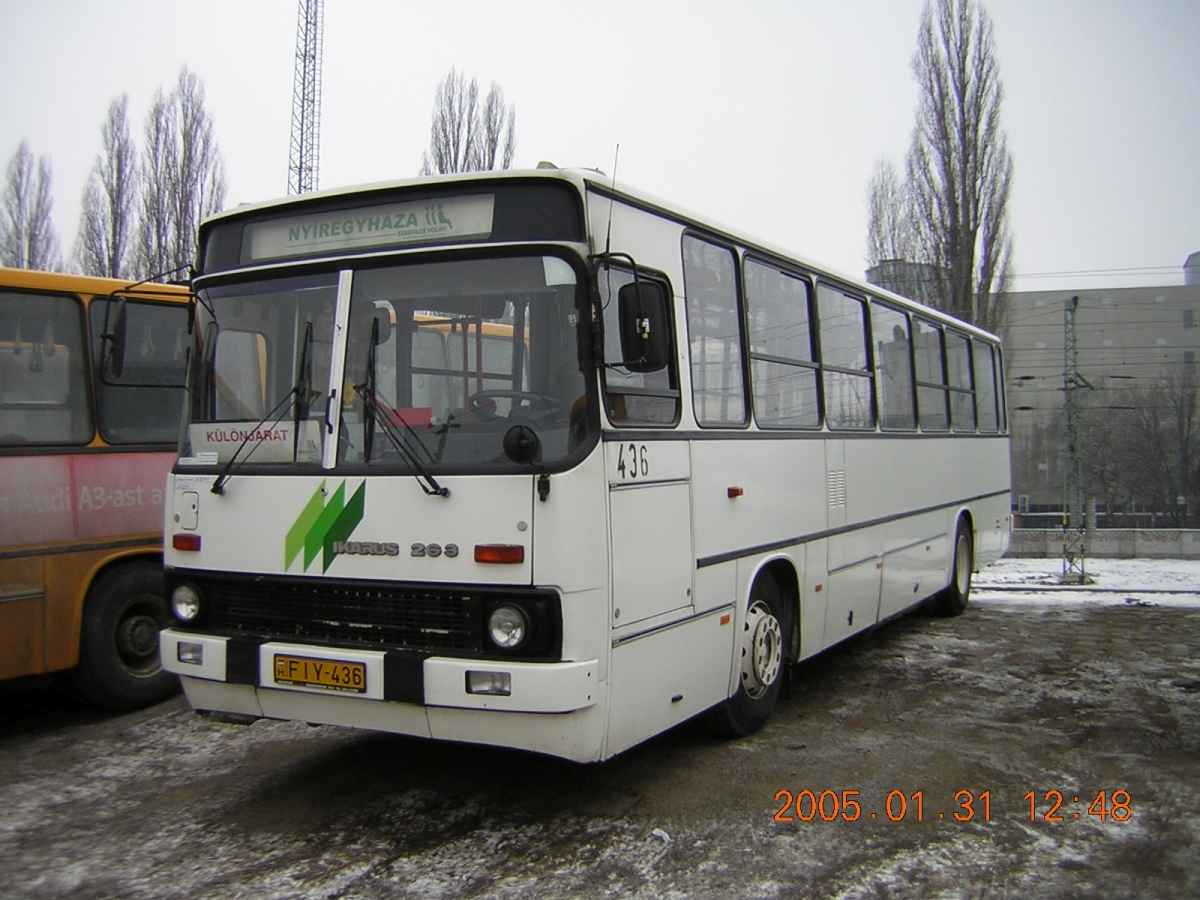 FIY-436, Ikarus 263.10