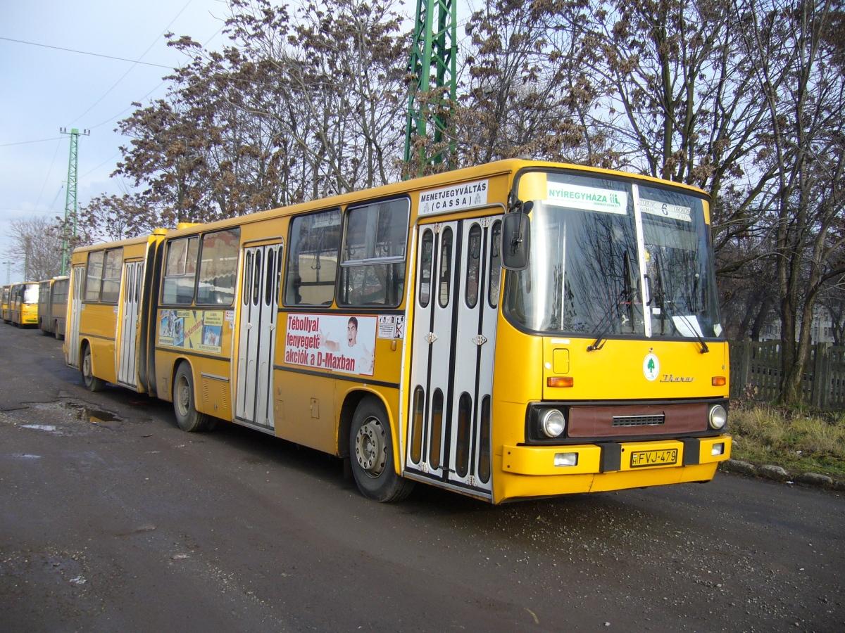 FVJ-479, Ikarus 280.02. ELJ-466-ként kezdte a honi melót.