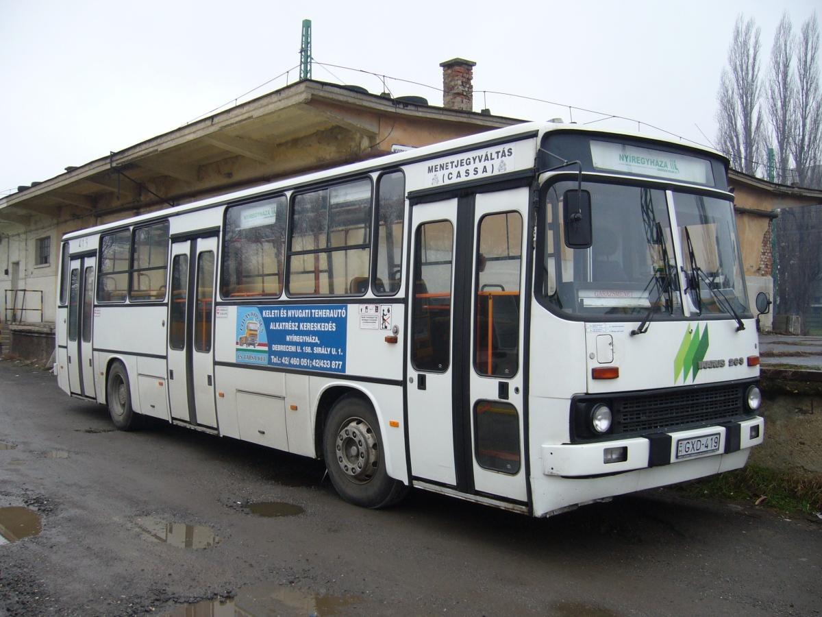 GXD-419, Ikarus 263.10