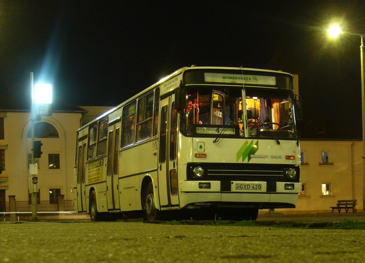 GXD-420, Ikarus 263.10