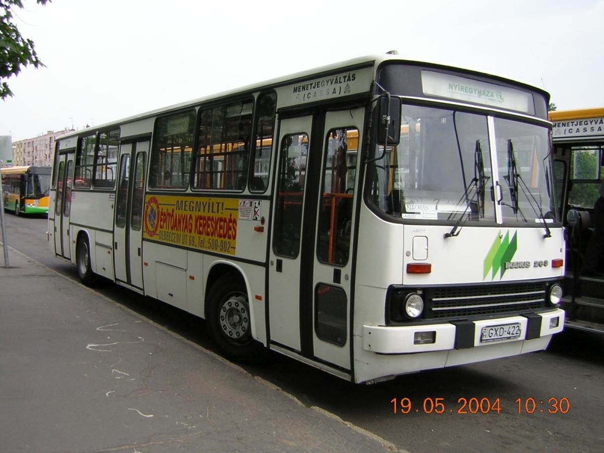 GXD-422, Ikarus 263.10