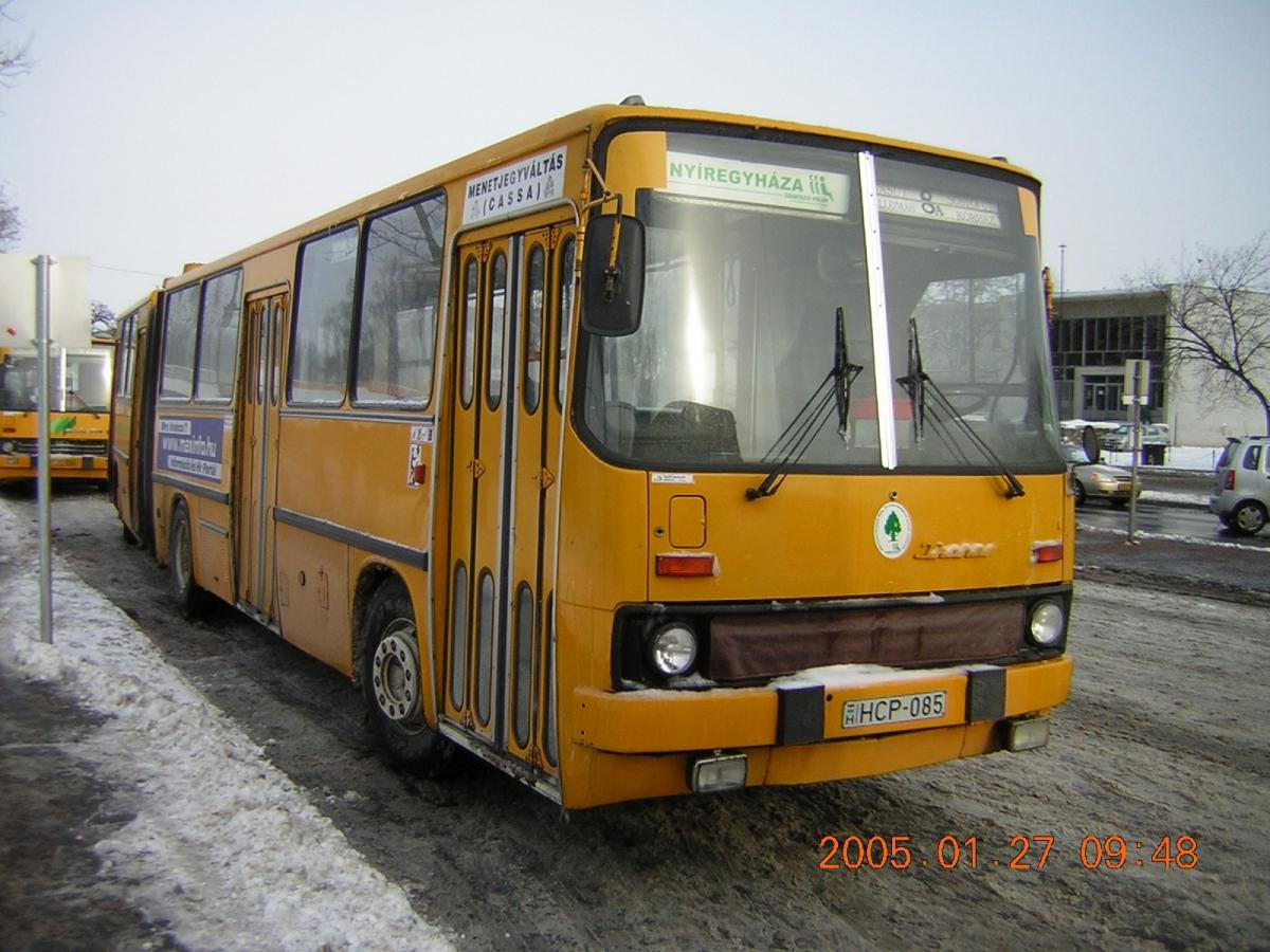 HCP-085 ként a már látott CTB-239, Ikarus 280.02