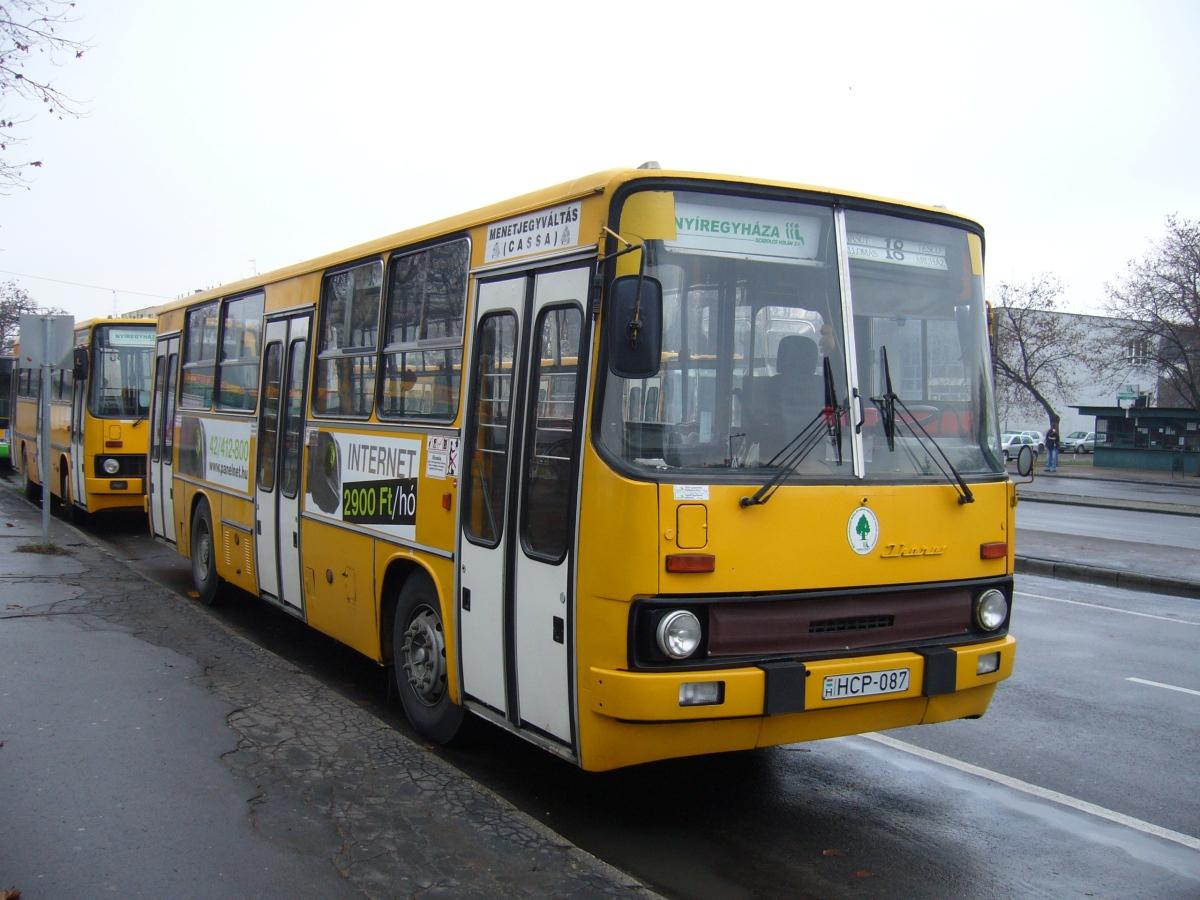 HCP-087, AVE-232-ként kezdte, Ikarus 260.06