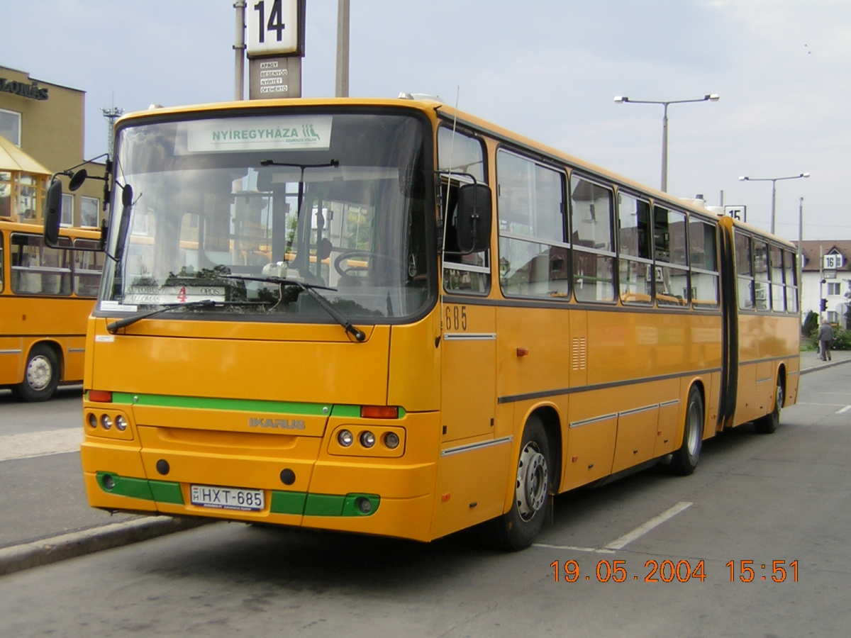 HXT-685, Ikarus C80.40A