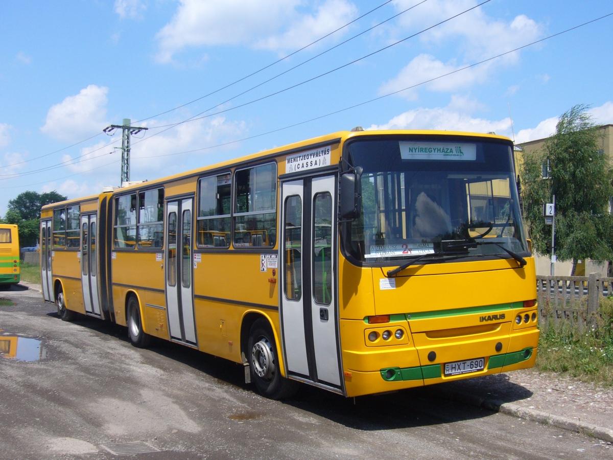 HXT-690, Ikarus C80.40A