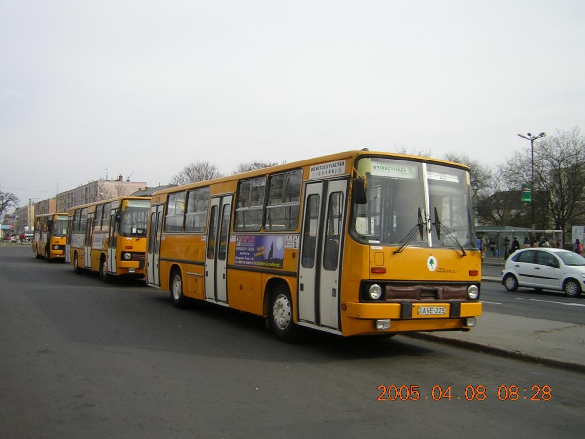 Vasútállomás. 2005 árprilis.