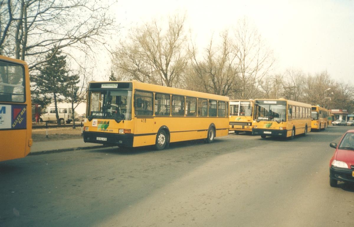 Vasútállomás, 2002