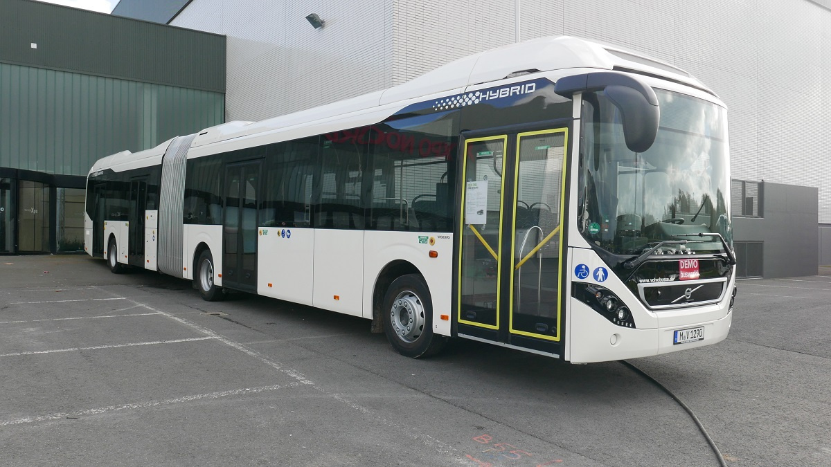 Volvo 7900 LAH 18,7