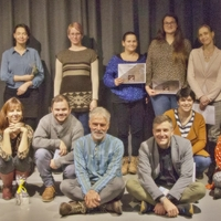 Nagy sikerrel zárult irodalmi pályázatunk - képes beszámoló a díjátadóról