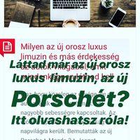 Milyen az új luxus limuzin, hogy nézz ki az új Porsche! Nézd mega bio-ban lévő linken! #sovegjarto #autó #car #porsche #volga #mazda3 #jeep #magyarinsta #onlinemoney #onlinemarketing #life #lifestyle #életmód
