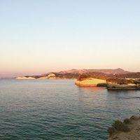 #sidari #travel #holiday #sunset #beach #grecce #happy #sea