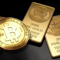 What can be the relationship between them? #gold #blockstock #blocknote #blockchain #future #smartbusiness #cryptocurrency2.0 #cryptocurrency