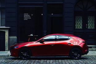Hogy tetszik az új Mazda3? #car #autó #mazda #mazda3 #sovegjarto